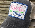SSCA Bride Tribe Hat Patch