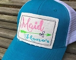 SSCA Hat Patch Maid of Honor