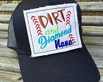 SSCA Dirt and Diamond Nana Patch