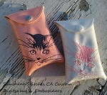 SSCA ITH Kitty Kitty Bag (nlined ITH)
