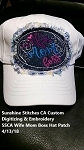 SSCA Hat Patch Wife Mom Boss
