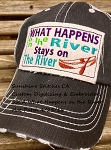 SSCA What Happens on the River Hat Patch