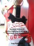 SSCA Husky Dish Towel Holder