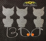 SSCA 5x7 Boo Kitty