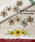 SSCA Fall Towel