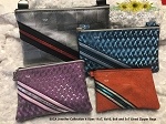 SSCA Jennifer Collection Lined Zipper Bags ( 4 sizes 11x7, 6x10, 6x8 and 5x7)