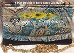 SSCA Debbie 6x10 II Zipper Bag - Lined
