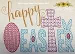 SSCA Happy Easter Design Only 5x7