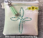 SSCA Sweet Cross 4x4 Zipper - Lined