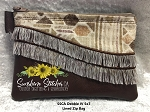SSCA Debbie IV 5x7 Zipper Bag - Lined
