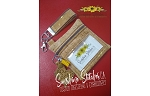 SSCA 5x5 Window Bag Set (3 Designs. Unlined ITH Bag)