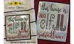 SSCA This House Dish Towel Set