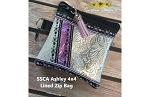SSCA Ashley 4x4 Zipper Bag
