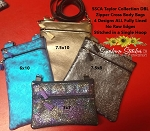 SSCA Taylor Collection (set of 4 DBL Zipper Bags)