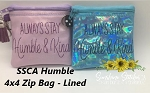 SSCA Humble 4x4 Zipper Bag