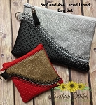 SSCA Lace Set (5x7 and 4x4 Zipper Bag Lined)